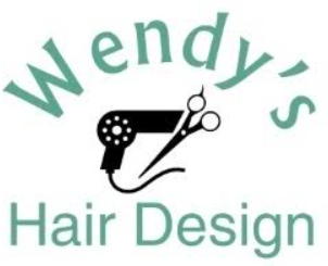 Wendy's hair design logo Alphen aan den Rijn